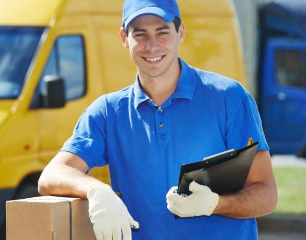 Услуги по доставке товара
